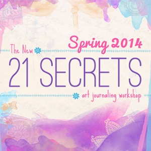 Come into my parlour : A 21 SECRETS Giveaway
