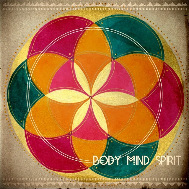 Circles are sixy : for body, mind and spirit