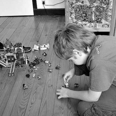 Lego Engineer