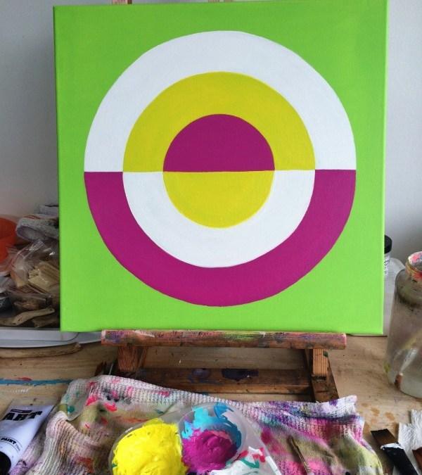 Mandala Magic Art as Product