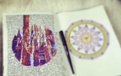 Yin Realm Mandala of Fragmentation