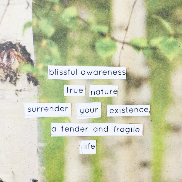 blissful awareness