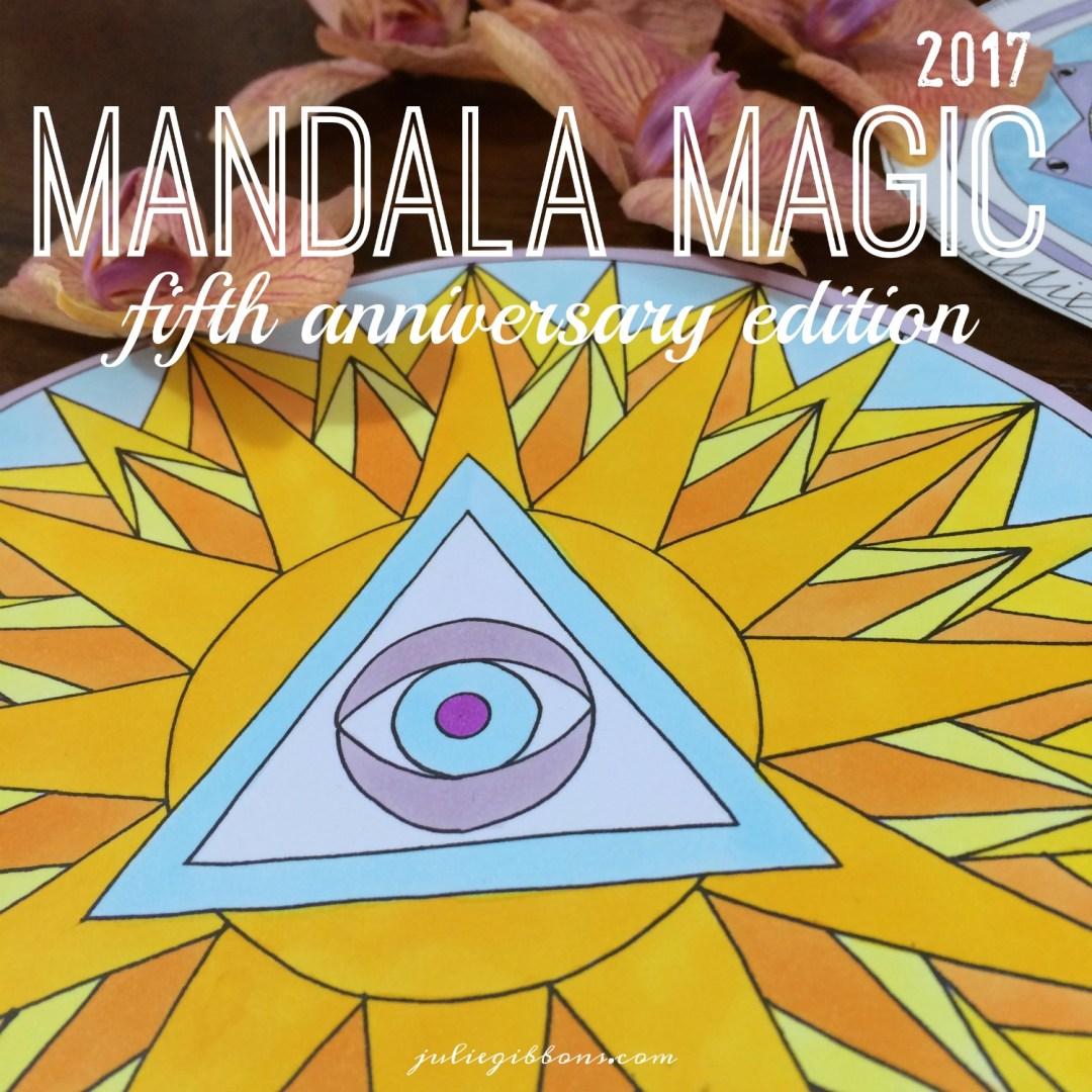 Symbolic Mandala Image