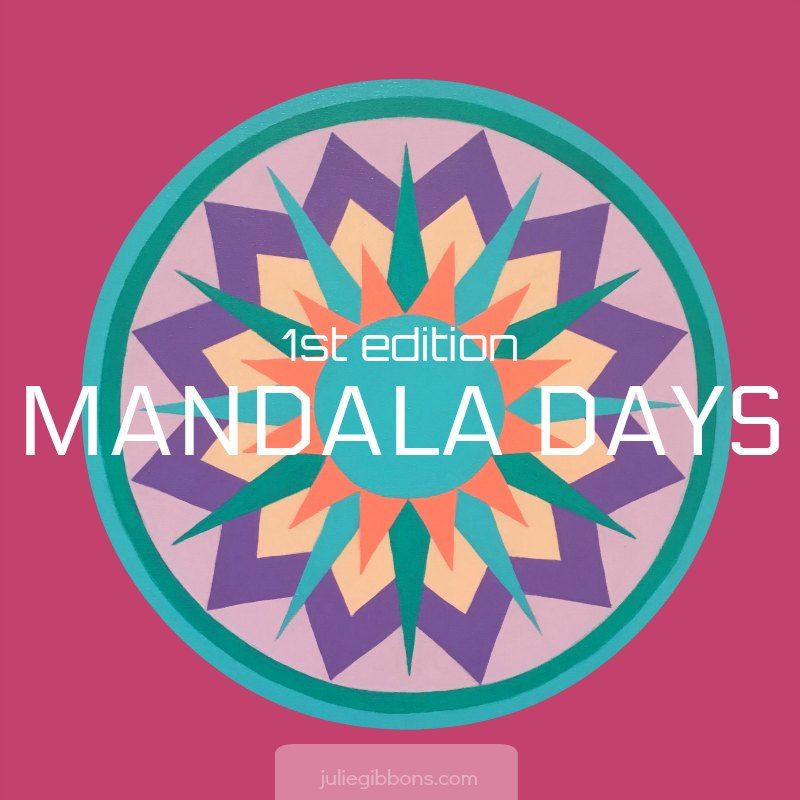 Mandala Days Feature Image
