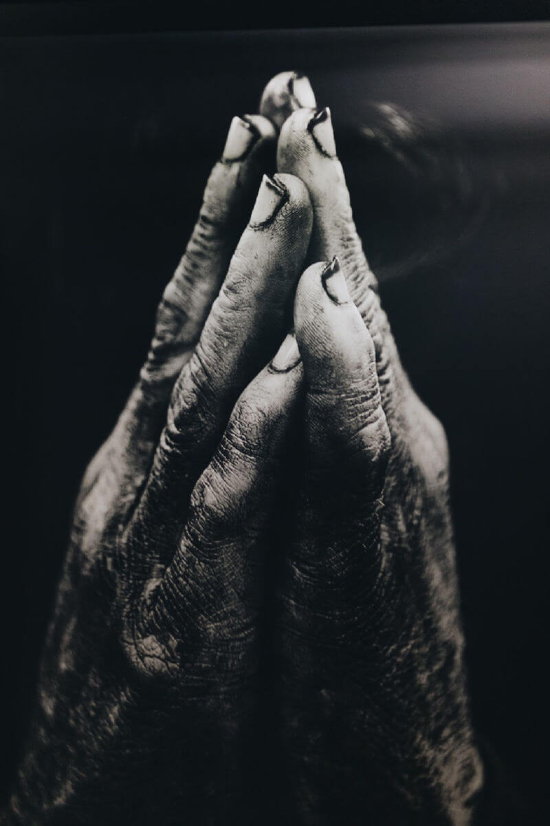 Cailleach's Hands