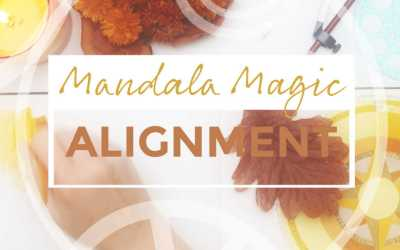 Mandala Magic : ALIGNMENT reopens for registration (20% discount)