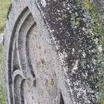 Detail of a gravestone