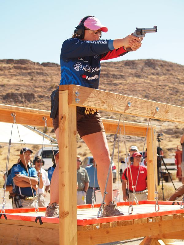 2011 USPSA Revolver Nationals - Photo by Paul Hyland