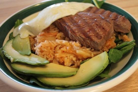 Field to Fork - Venison Kimchi Fried Rice