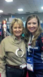 2012 NRA Annual Meeting - Past NRA President Sandy Froman