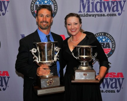 Doug Koenig & Julie Golob Bianchi Champions!