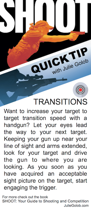 SHOOT Quick Tip - Transitions