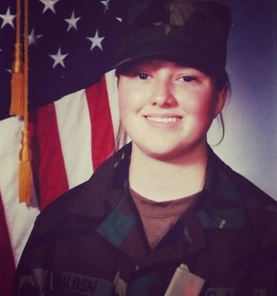 US Army Basic Training 1995