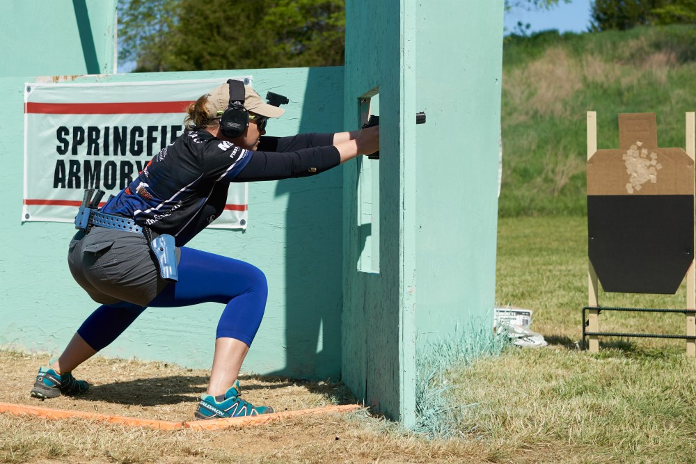 Julie Golob Claims 2016 Classic Aggregate Ladies National Title. Photo courtesy of Paul Hyland of LiveShot.net.