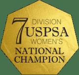 7 Division USPSA Champion