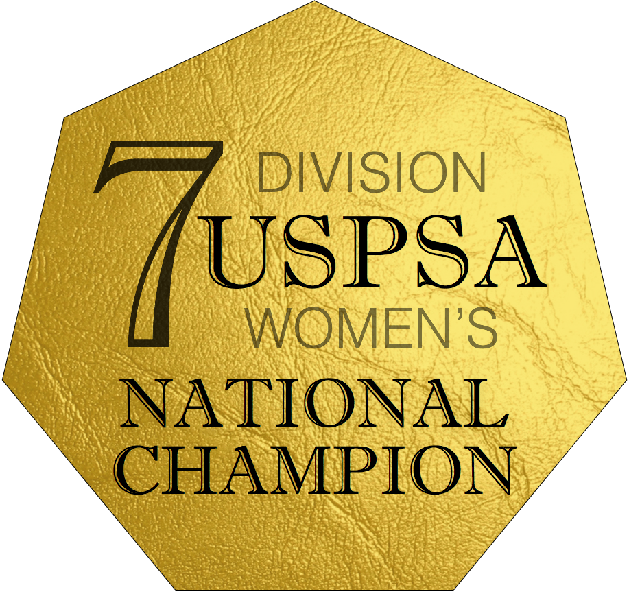 Julie Golob is the ONLY 7 Division USPSA Champion