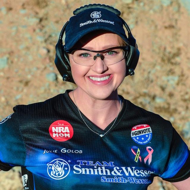 Julie Golob Range Shot