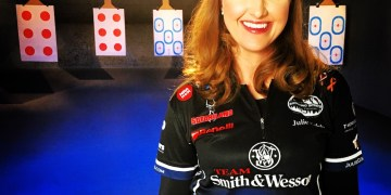 Liberty Safe Partners With World Champion Marksman Julie Golob