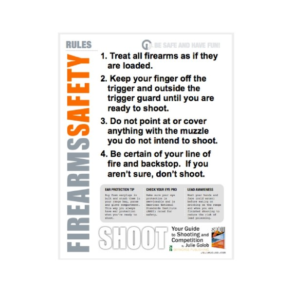 Download & Print Firearm Safety Rules