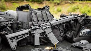 Smith & Wesson M&P15 MOE Black Rifle