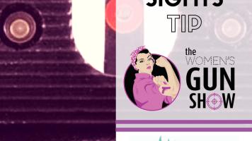Women's Gun Show Sight Tip with Julie Golob