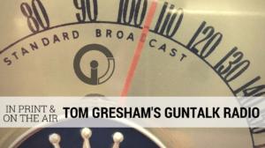Julie Golob talks shooting sports with Tom Gresham on GunTalk Radio