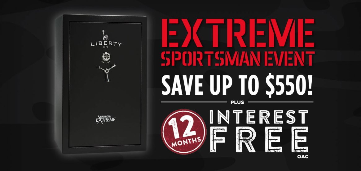 Liberty Safe and Security Products, Inc. is the #1 seller of full-size residential safes in the U.S. Offering the broadest line of home, gun, office and commercial safes available from any one company, I am so proud to partner with a company dedicated to high quality, innovative products offering superior fire protection, technologically advanced security, exquisite styling and functional storage capacity.