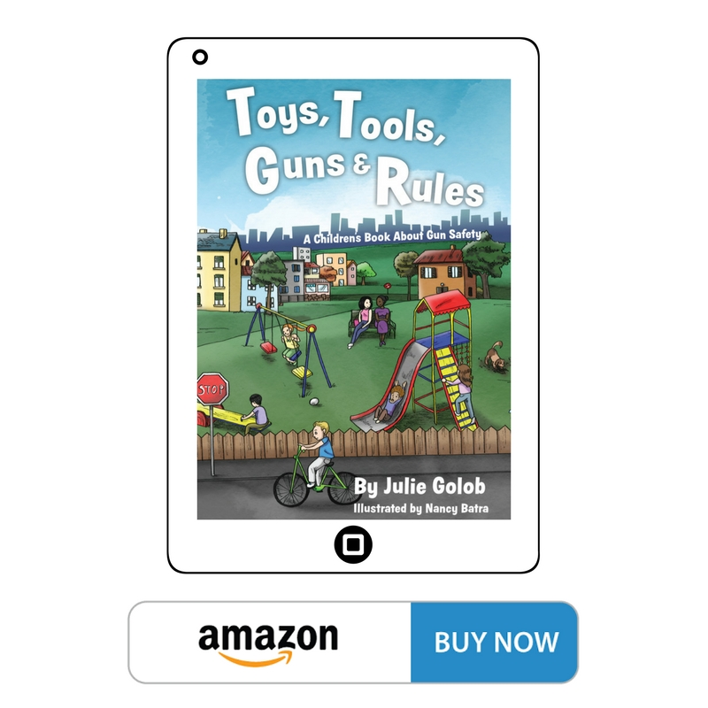 Toys Tool Guns Rules Childrens Book Gun Safety EBook Buy