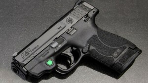 M&P Shield M2.0 Series Expanded to Include Integrated Crimson Trace® Green Laser