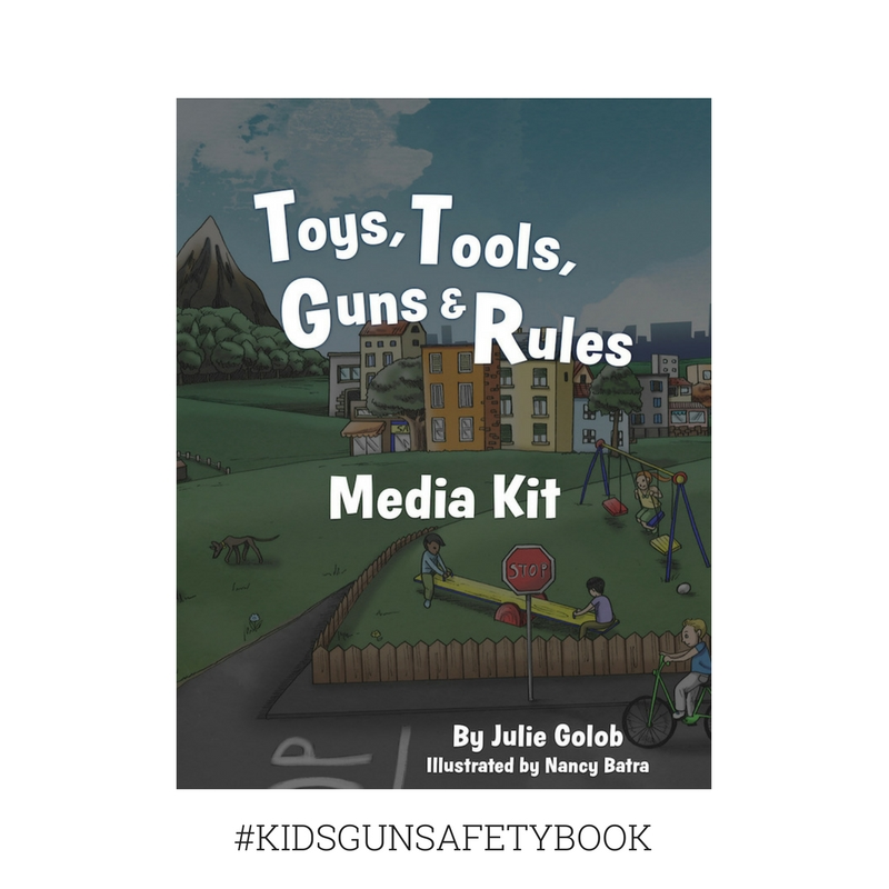 Download & Print the Toys, Tools, Guns & Rules Media Kit