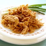 Shredded Soy Curls!