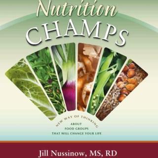 Nutrition CHAMPS Blog Tour