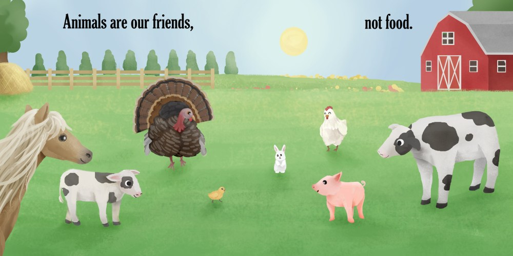Animals are our friends copy