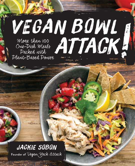 Vegan Bowl Attack Giveaway | juliehasson.com