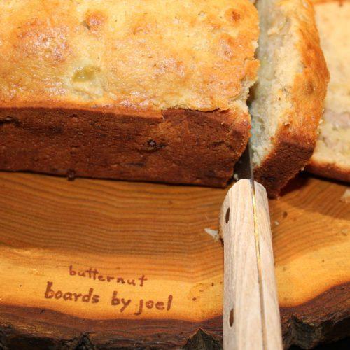 Nostalgic for Mom's Banana Bread