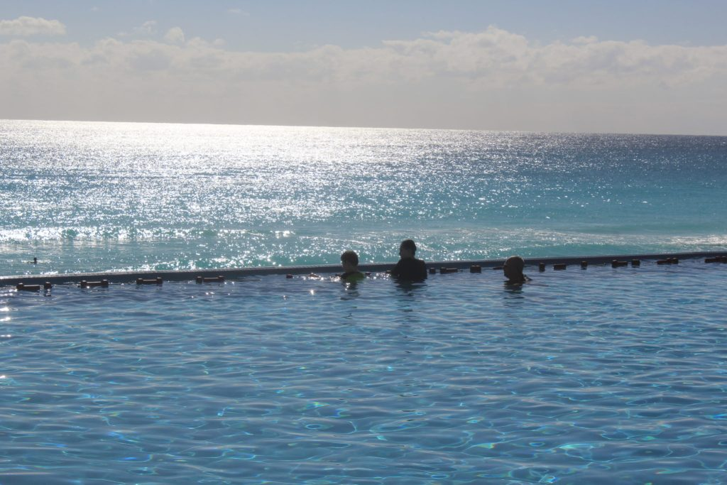 pool to ocean