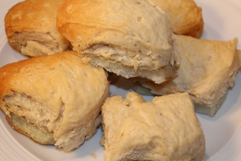 Grandma Inspired Potatoes and Biscuits • A Family Lifestyle & Food Blog