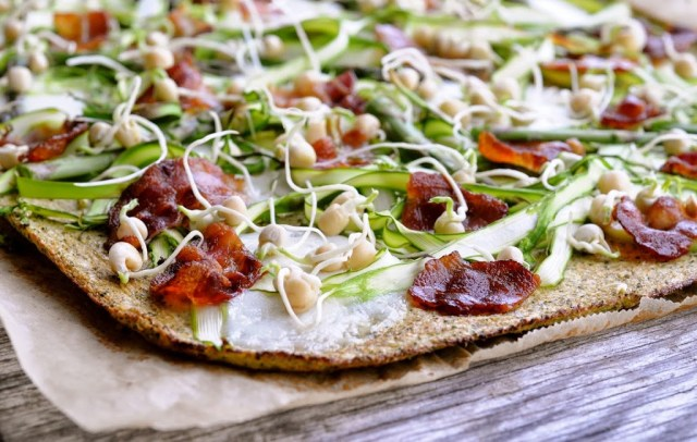 broccolipizza uden mel