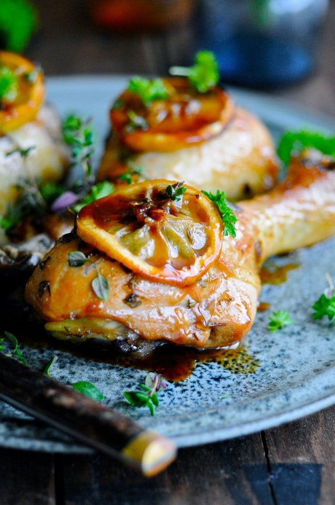 Kyllingelår i ovn som alle kan lide | www.juliekarla.dk