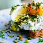 Proteinrig morgenmad med æg| www.juliekarla.dk