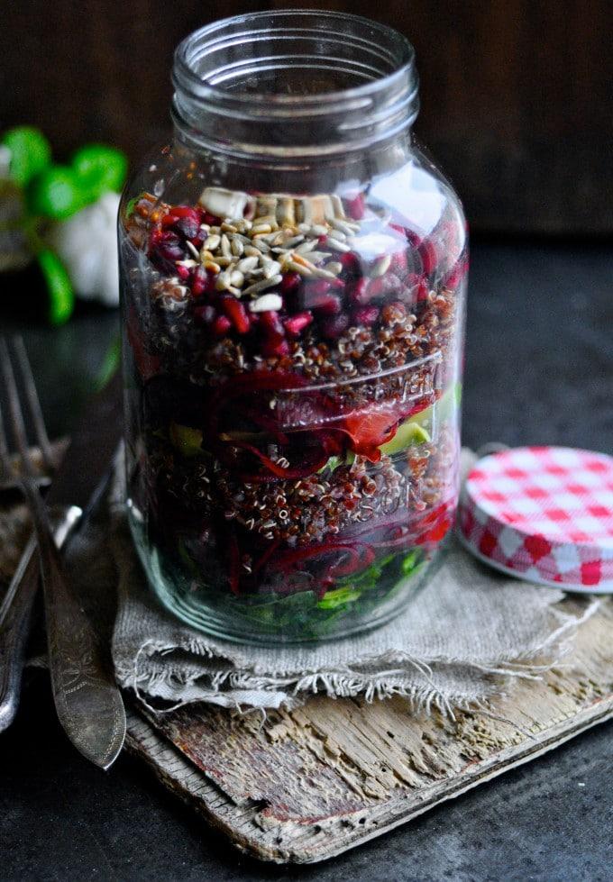 Salat med quinoa | www.juliekarla.dk