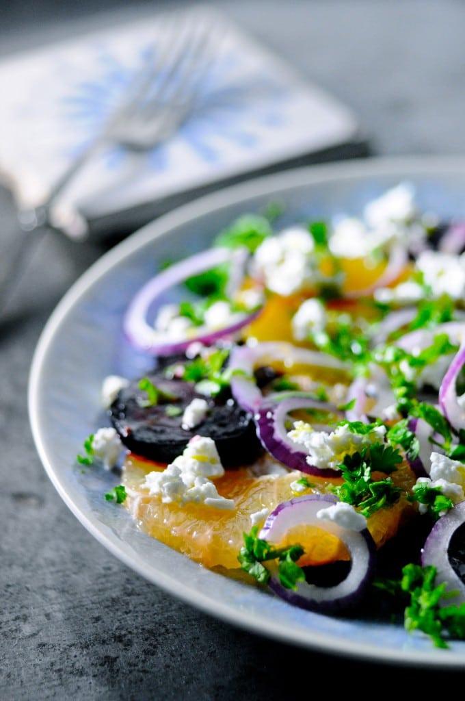 Salater til julemad | www.juliekarla.dk
