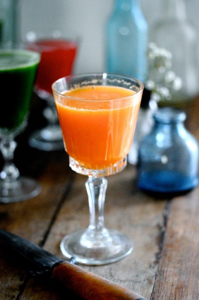 Slow juicer opskrifter