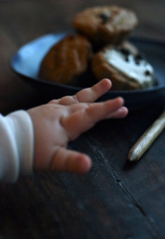 Sunde bananmuffins uden mel og sukker