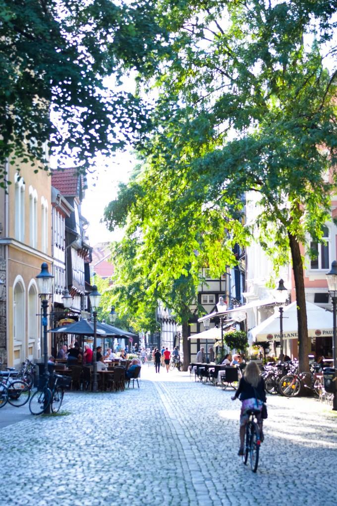 Ferie i Niedersachsen Braunschweig ophold
