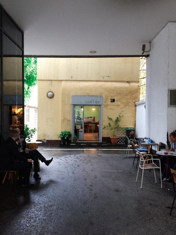 guide til Zagreb bedste kaffe