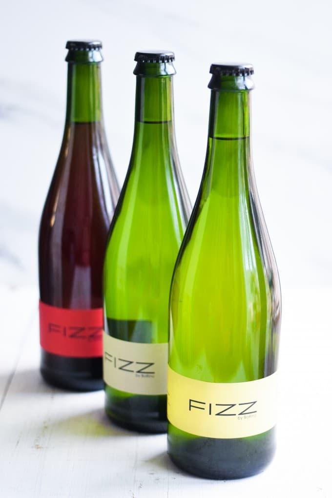 alkoholfri drinks og alkoholfri champagne