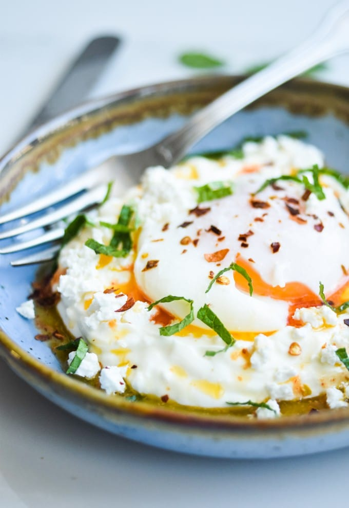 turkish eggs eller tyrkiske aeg