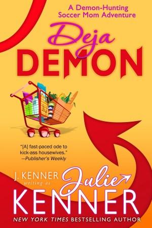 Deja Demon - Digital Cover