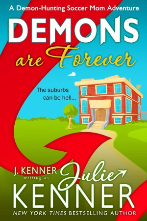 Demons Are Forever - Print Cover